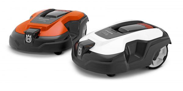 carrosserie blanche ou orange pour automower 310 et 315