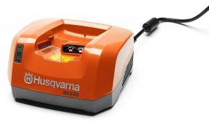 Chargeur de batterie Husqvarna QC330