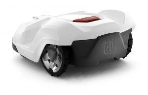 carrosserie blanche pour automower 320 et 420