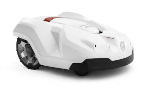 carrosserie blanche pour automower 330X et 430X phares ronds