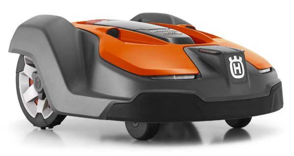 carrosserie orange pour automower 430X et 450X