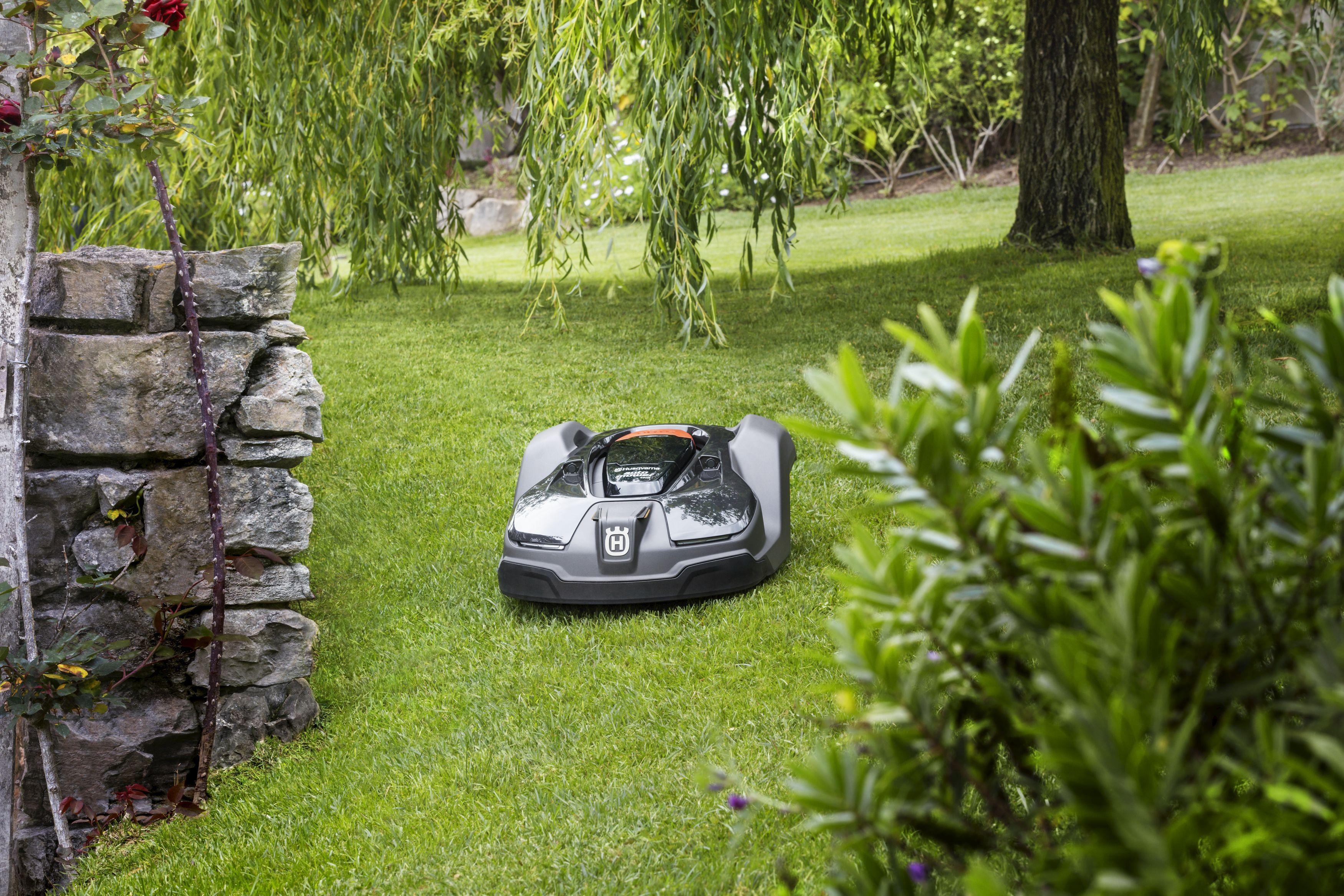 robot tondeuse husqvarna automower 430x mod le 2018. Black Bedroom Furniture Sets. Home Design Ideas