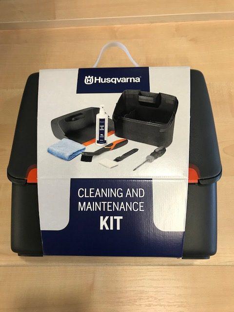 kit nettoyage robot