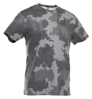 T-Shirt camouflage HUSQVARNA