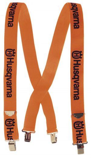 bretelles husqvarna avec clips