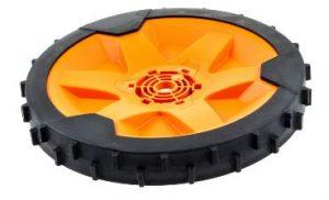 582272503 roue arrière pour automower 430X-450X (jante orange)
