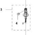 501122601 ou 501122602 joystick de roue arrière pour 320-330X-420-430X-440-450X