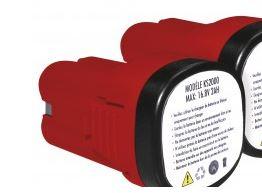 KS320040 batterie 16.8 V - 2.5 AH pour KS3200 (vendu à l'unité)