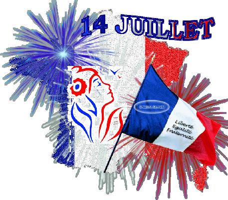 Fête Nationale 14 juillet